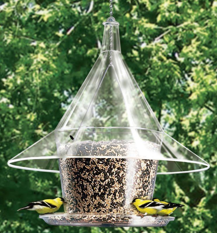 The Sky Cafe Clear (AR360 724024360147 Wild Bird Supplies Bird Feeders) photo