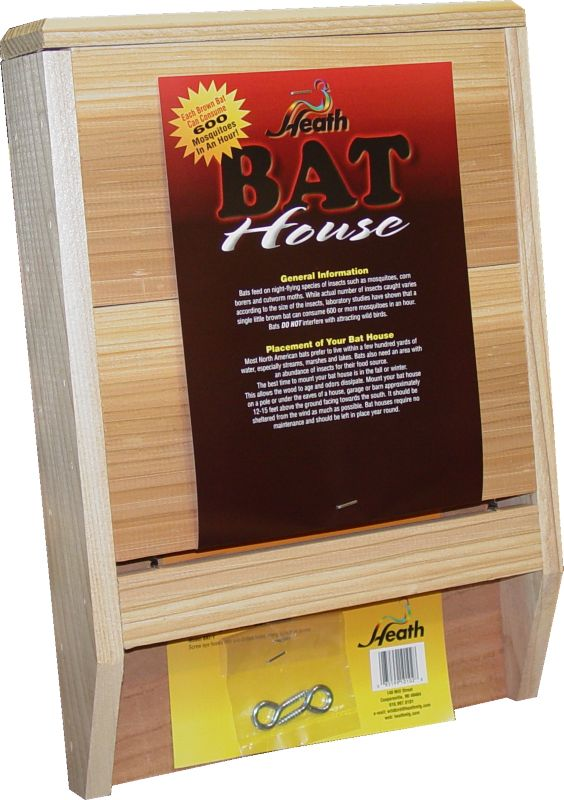 Ultimate Bat House