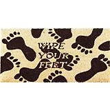 Wipe Your Feet Coir Doormat
