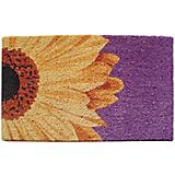 One Sunflower Coir Doormat