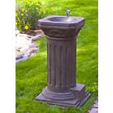 Round  Drinking Fountain