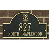 Arched Wall Plaque-NFL