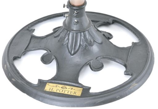 Cast Iron Base For Feeder Stands