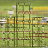 H. Potter Diamond Metal Garden Trellis