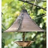 Grecian Bird Feeder