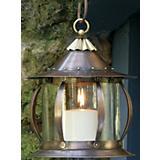 San Simeon Lantern