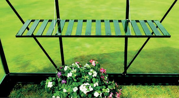 EasyStart Greenhouse Fold-Away Shelving