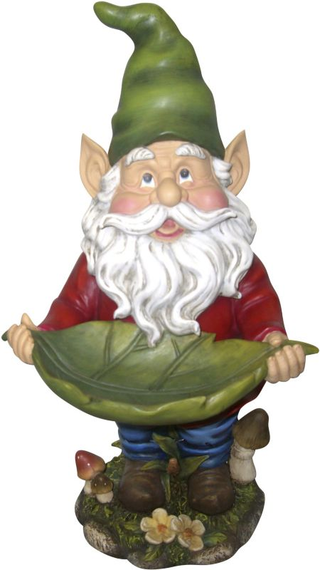 Gnome Bird Feeder