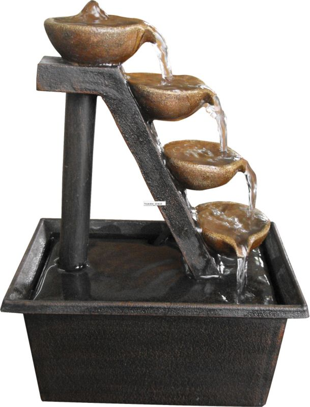 Modern Tabletop Water Fountain