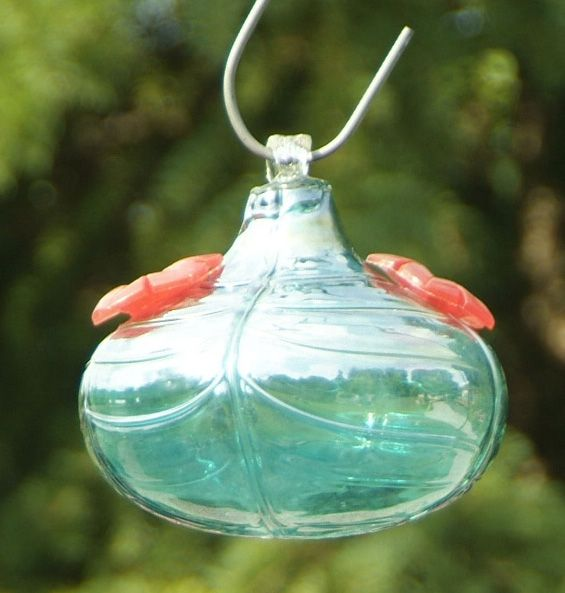 The Snitch Hummingbird Feeder Yellow