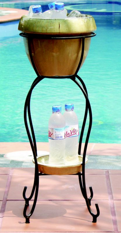 Duetto Beverage Cooler Antique Cream