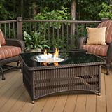 Naples fire Pit Table 36in x 46in x 22in