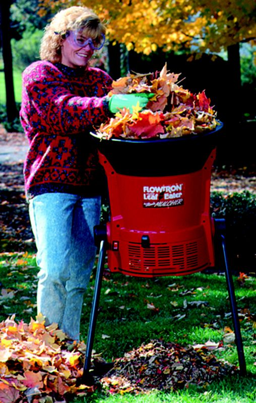 Flowtron Leaf Shredder Plus