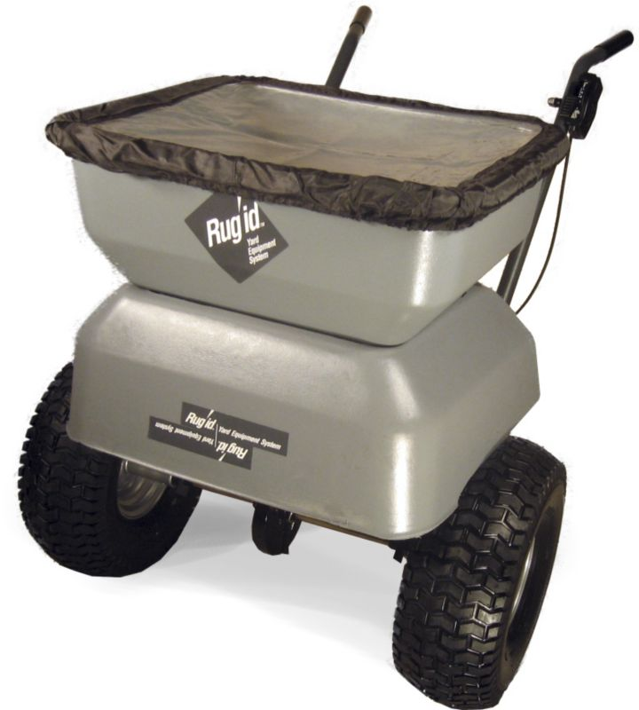 Broadcast Spreader-Salt Spreader 130 lb