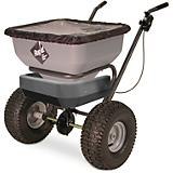 T-Handle Broadcast Spreader-Salt Spreader 130 lb