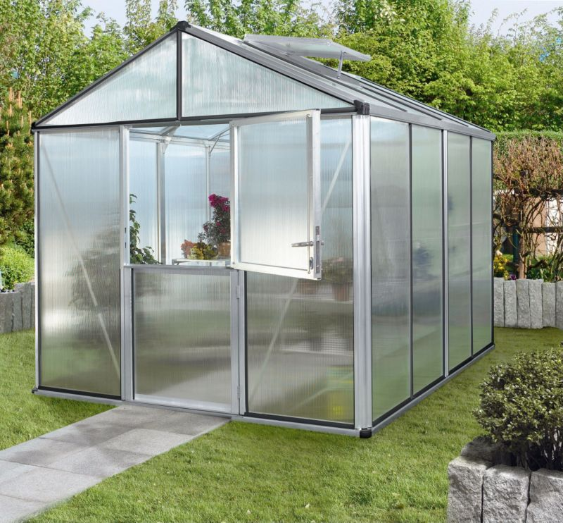 Halls Optimum Greenhouse 12x8