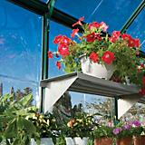 Snap and Grow Multi-Line Greenhouse Shelf Kit