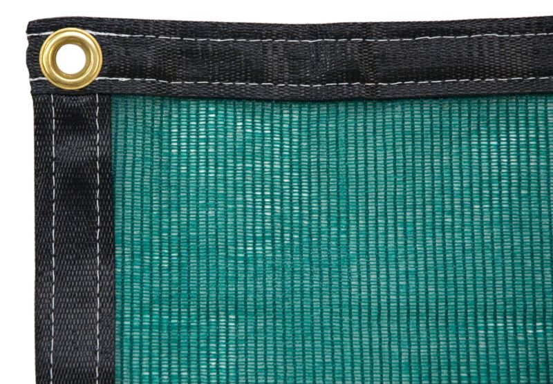 Green Shade Cloth 8x8