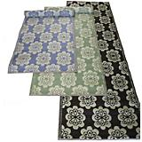 Flowers Runner Mat 2.5ft x 8ft