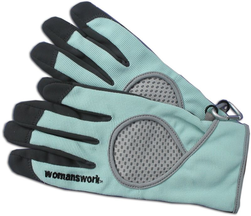 High Performance Glove Large Aqua