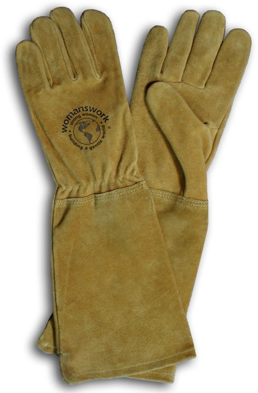 Rose Gauntlet Glove Large