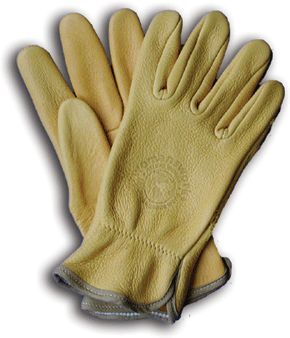 Deerskin Glove Large