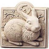 Midnight Bunny Plaque