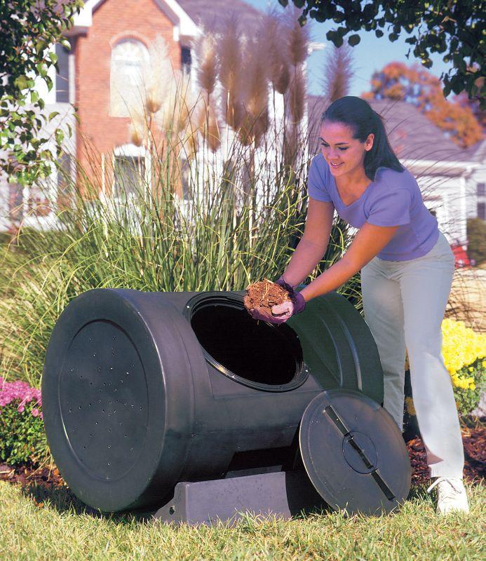 Compost Bin and Base-12 Cu Ft