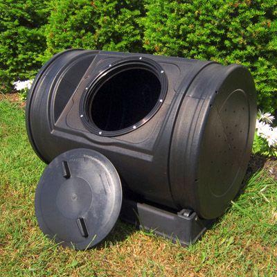 JR Compost Bin and Base-7 Cu Ft