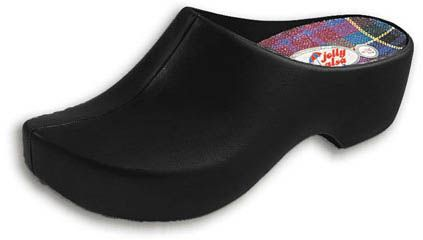 Jollys Womens Classic Clog Size 12 Red