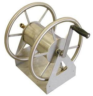 3-in-1 Hose Reel 304D Stainless Steel