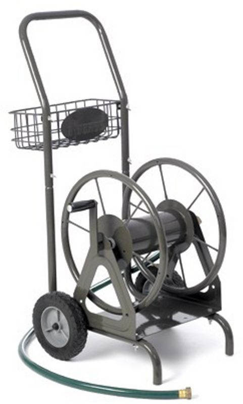 4-in-1 Multi Purpose Hose Reel Cart-2 Wheel