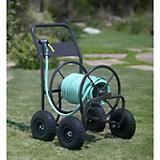 Residential 250-4 Wheel Hose Reel Cart