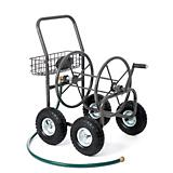 Residential 350-4 Wheel Hose Reel Cart