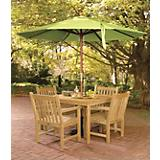 Square 6ft Market Umbrella