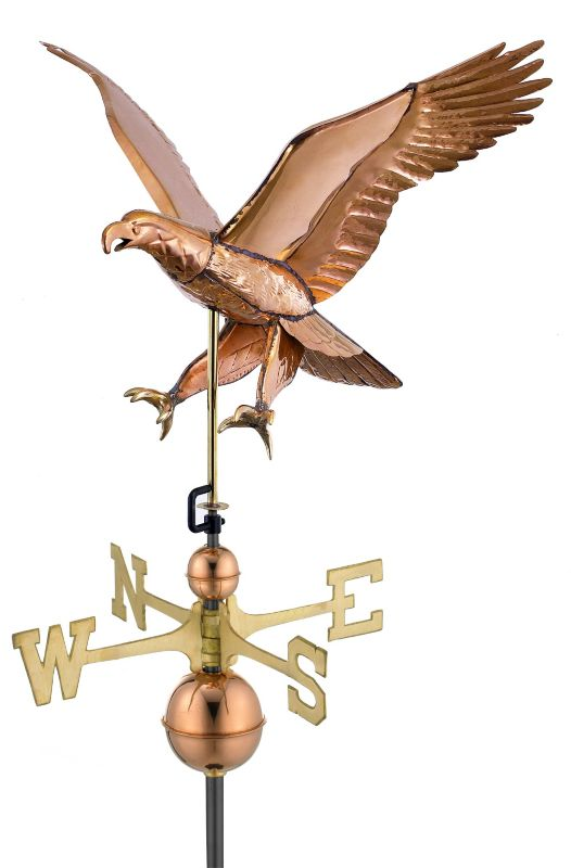 Attack Eagle Weathervane