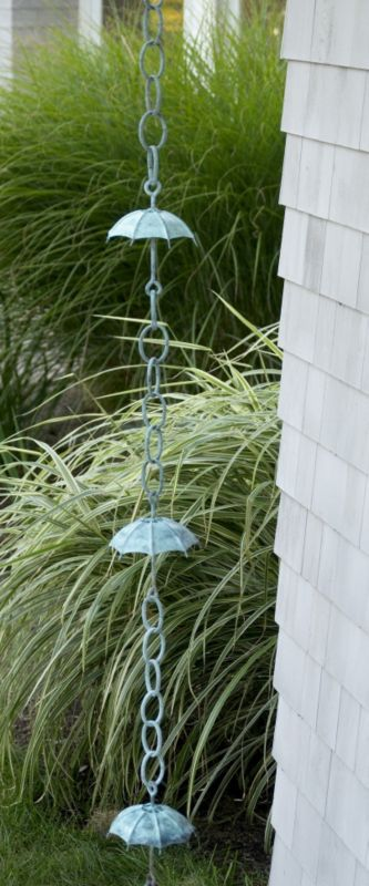 Rain Chain Umbrella