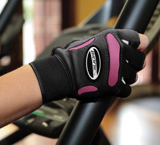 Womens Bionic Fitness Glove Large