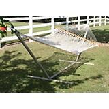 Deluxe Cotton Rope Hammock