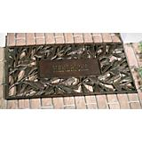 Pinecone Doormat French Bronze