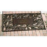 Pinecone Welcome Doormat