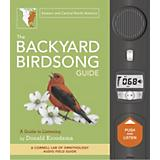 Backyard Bird Songs Guide