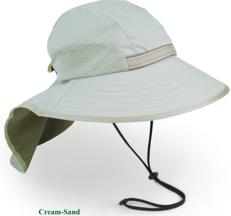 Adventure Hat Large Cream-Sand