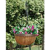 Queen Anne Round Planter
