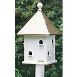 Lazy Hill Square Bird House