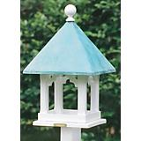 Lazy Hill Sqaure Bird Feeder