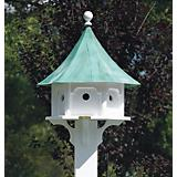 Lazy Hill Carousel Bird House