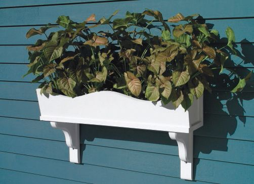 Weaver Window Box 30in 2 Brackets