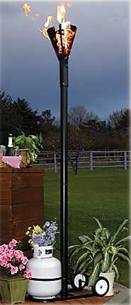 Portable Propane Patio Lights Gas Light Head
