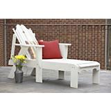 Nantucket Chaise Lounge-Adjustable